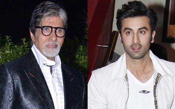 Big B-ranbir To Be Co-stars?