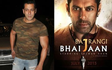 Last Night, Salman Watched Bajrangi Bhaijaan