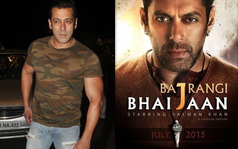Last Night, Salman Watched Bajrangi Bhaijaan