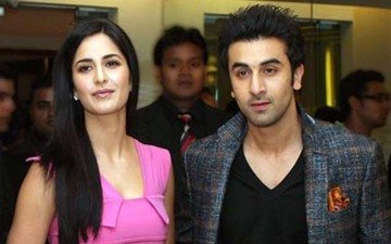 Ranbir Takes Kat On A Movie Date
