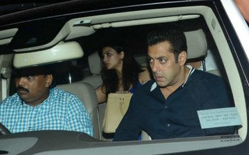 Salman Takes Daisy Out On A Date