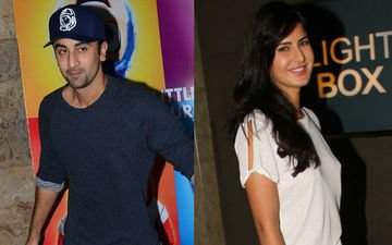 Ranbir-Katrina Happy Inside Out