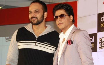 SRK Jests How It's 'Pathetic' To Work With Rohit Shetty