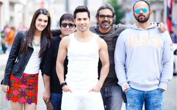 Dilwale Team Shoots For A Song!