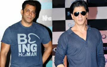 Salman's Dwarf Role Goes To SRK