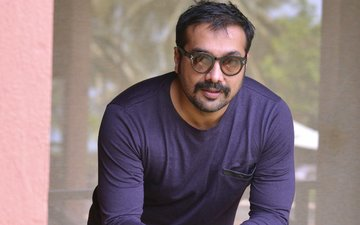 Anurag Kashyap Injured!