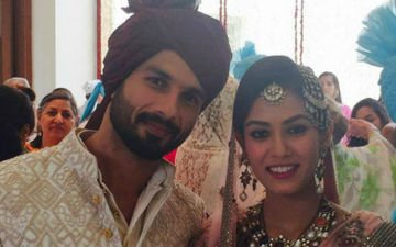 Shahid Mira Post Wedding