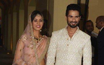 Shahid-Mira's Post-wedding Photo-op With Rohan Shrestha