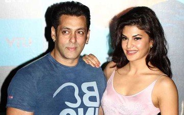Salman Wants Jacqueline In His Home Production