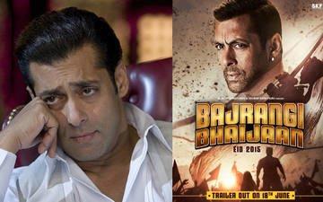 Salman In Legal Trouble Again!