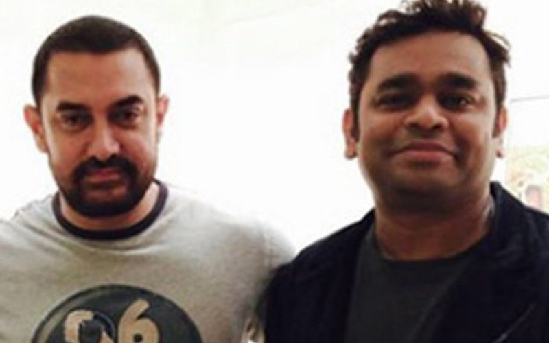 Aamir And Rahman To Collaborate Again