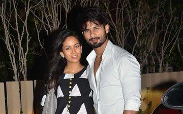 It's Time For Shahid-Mira's Griha Pravesh