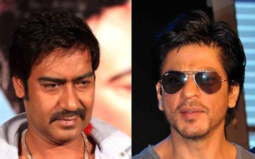 Ajay: My Bulgaria Meeting With SRK Happened By Chance