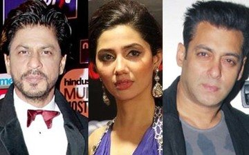 SRK's Heroine Mahira Khan May Avert Clash With Salman, Courtesy MNS