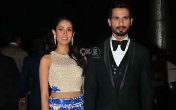 Shahid's Wedding Reception Was A Night To Remember