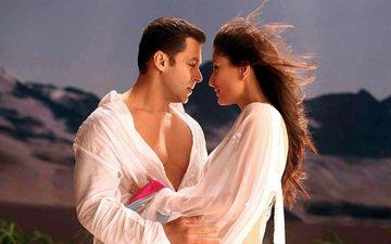 Whom Did Salman Remember While Romancing Kareena?
