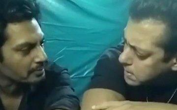 Salman-Nawazuddin's Bajrangi Bhaijaan Dubsmash Is Too Cute!