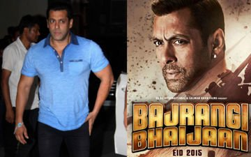 Which Girl Did Salman Watch Bajrangi Bhaijaan With?