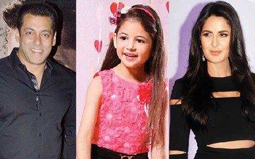 Buzz: Salman Didn't Allow Harshali To Star In Katrina's Film And...