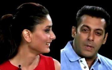 Salman: Kareena Still Has A Crush On Me