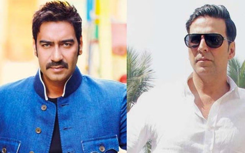 Ajay Out, Akshay In?