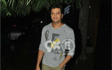 Who Did Riteish Go On A Date With?