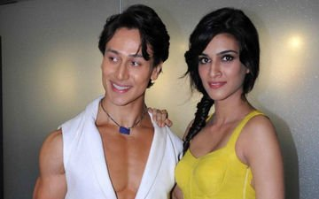 Kriti: As A Dancer, Tiger Is A 100 On 10