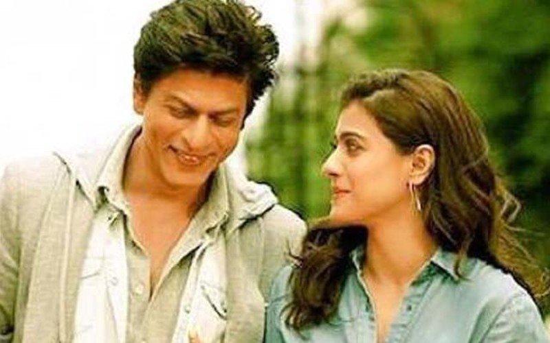 SRK-Kajol's Dilwale Diaries