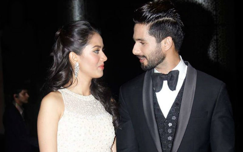 Dancing With Shahid & Mira