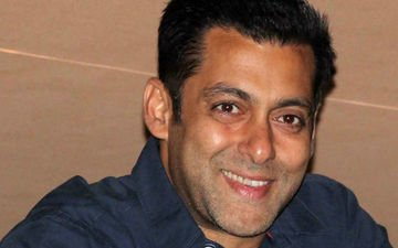 Salman Kisses And Makes Up