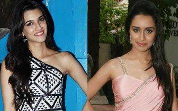 Kriti Sanon Trying To Displace Shraddha Kapoor In Dhoni Biopic