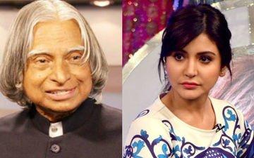Shocking! Anushka Gets Kalam's Name Wrong In Her Tweet
