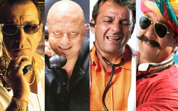 Looking Back At Sanjay Dutt's Journey