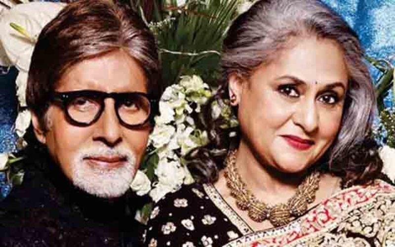 Bollywood's Favourite Jodi Big B-Jaya Are Back