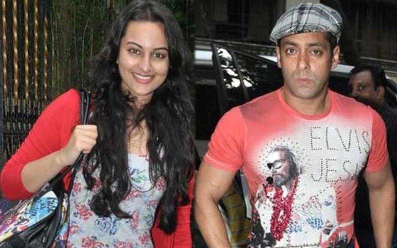 Oops! Did Sonakshi Upset Salman Again?