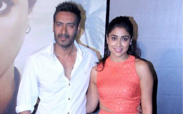 Shriya: Ajay Leaves His Stardom At Home When He Comes On The Sets