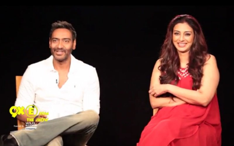 National Award Winners Tabu And Ajay Speak Their Mind Out - Video Interview