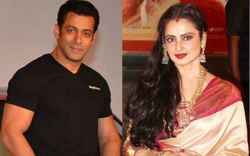 Rekha To Mother Salman?