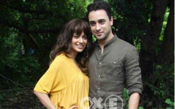 Imran & Kangana On The Sets Of Katti Batti