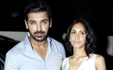 John Abraham Avoids Questions On His 'Troubled' Marriage