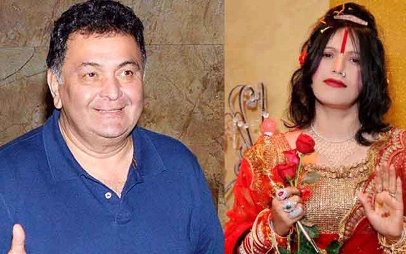 Rishi Kapoor's Hilarious Take On Radhe Maa