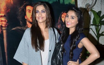 Sonam's Surprise for her BFF