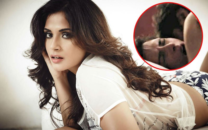 Richa Chadda: My Sex Scene In Masaan Is Simply 'Two People In The Act'