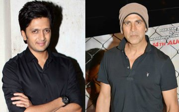 Riteish Deshmukh Walks Out Of Akshay Kumar's Film