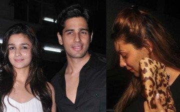 Alia-Sid Display Their Love; Gauri Khan Goes Into Hiding