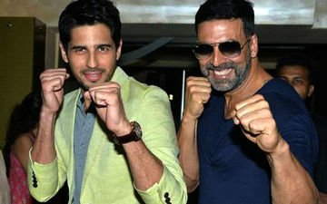 Akshay: I Hate The Fact That Sidharth Is So Good-looking - Video Interview