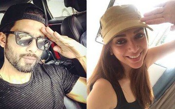 Shahid Kapoor, Aditi Rao Hydari Get Flak For Their Left-Hand Salute
