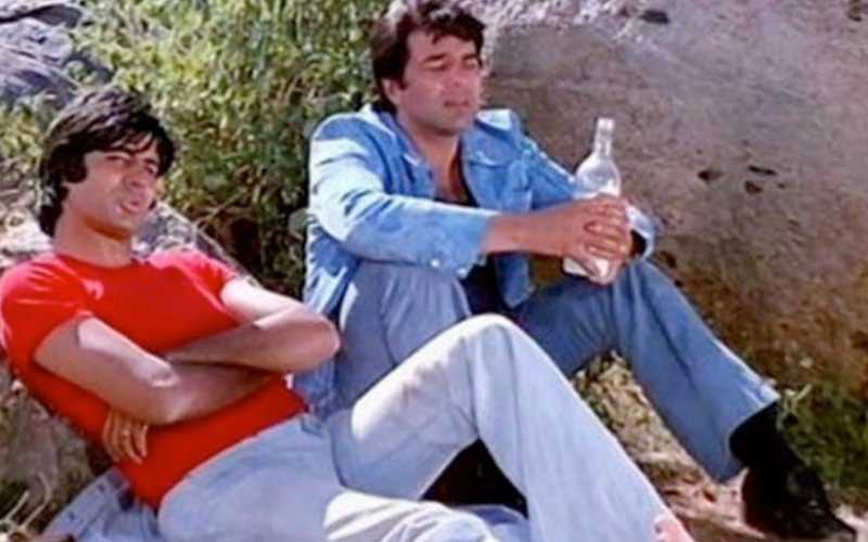 Big B: I Had Told Salim-Javed That I Want To Play The Role Of Gabbar