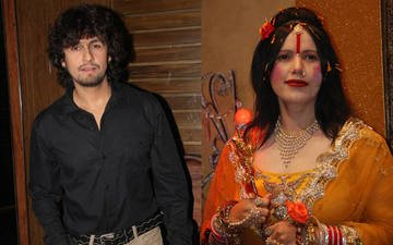 Sonu Nigam Compares Radhe Maa With Kaali Maa