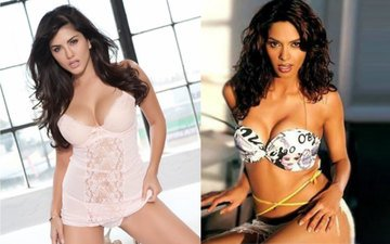 The Boob Clash: Sunny Leone 1, Mallika Sherawat 0